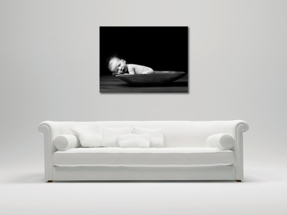 I think this 30x40 canvas print outshines any 8x10 framed print. What do you think?