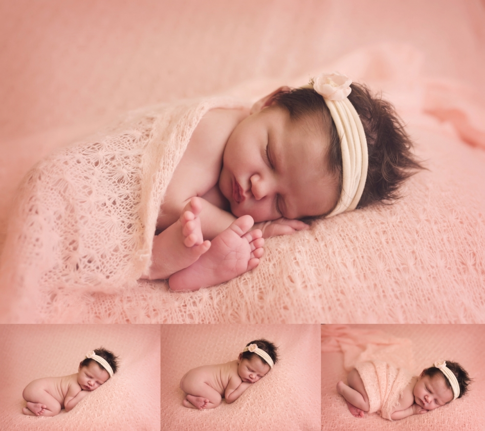 Rochester area newborn photographer