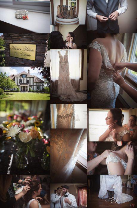 Finger Lake Wedding