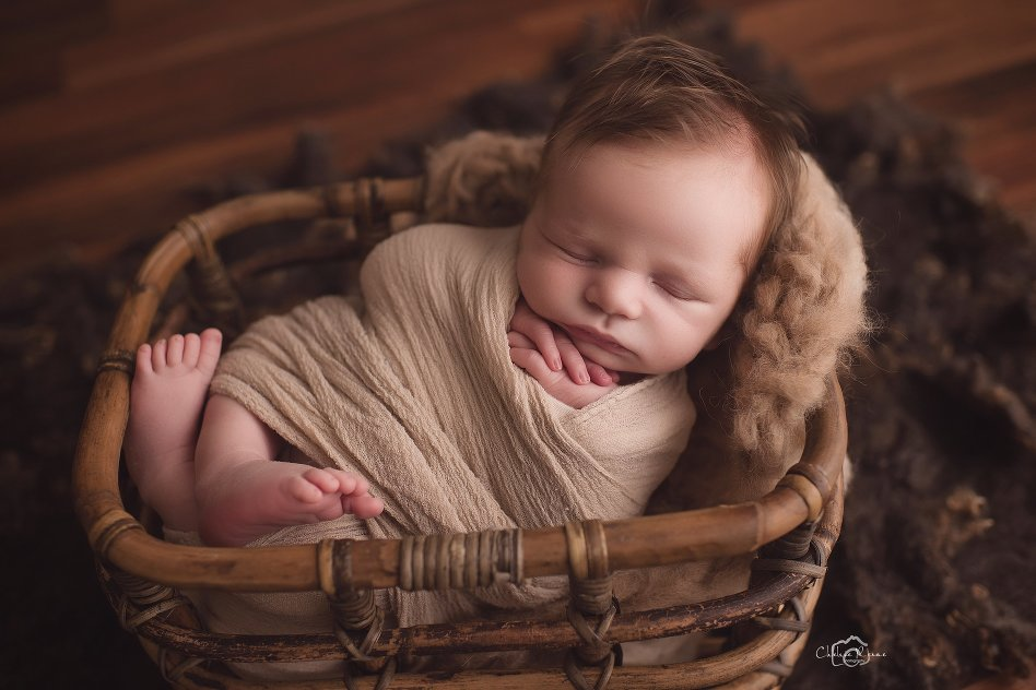 Sleeping Baby Session